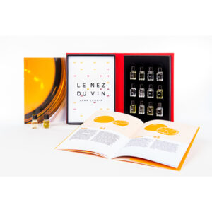 Näsa för vin 12 -vitt vin